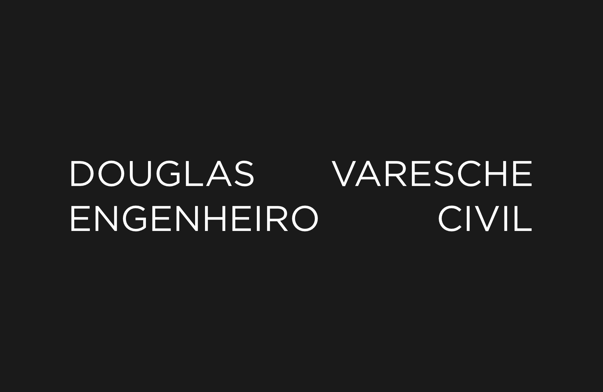 Eng. Douglas Varesche